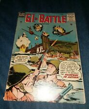 G.I. in Battle #2 (Gd+) ajax farrell golden age war comics lot run set movie gi
