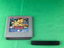 Jack Bros. (Nintendo Virtual Boy, 1995)