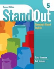 Stand Out 5: Reading & Writing Challenge, , Johnson, Staci, Jenkins, Rob, Good,