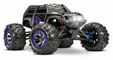Traxxas 1:10 - 1:8 RC Monstertruck Sommet Purble Rtr EVX2