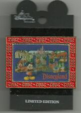 Disney pin Disneyland 2002 - Lenticular - LE 2002
