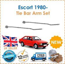 For Ford Escort MK III 1.1 1.3 1.6 1980- Rear Tie Bar Arms Adjustable Idler x2