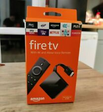 Fire TV 4K Ultra HD with 3rd Gen Alexa Voice Remote | Streaming Media Player