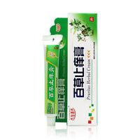 Crème à base de plantes antiprurigineux dermatite démangeaisons eczéma dermatite