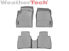 WeatherTech Custom Floor Mat FloorLiner for Nissan Sentra 14-18 1st 2nd Row Grey