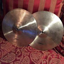 "14"" Groove Percussion Hi-Hat Cymbals SET"