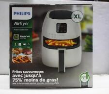 Philips HD9240 XL Airfryer Avance Collection Rapid Air Technology Airfryer White