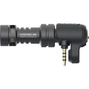 Rode Videomic Me Directionnel Micro Pour Smart Téléphones Neuf