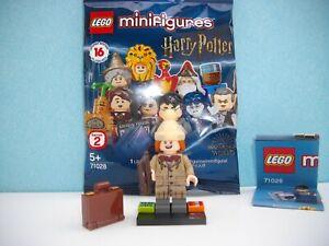 Lego mini figurine série - Harry Potter 2 - personnage n°10