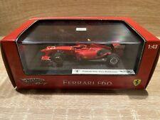 1/43 Hotwheels Scuderia Ferrari F60 Kimi Raikkonen 2009 F1