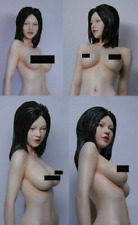 Resin Figure Kit 1/6 Topless Girl Unpainted Garage Resin Model Kit