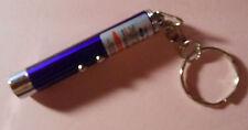 2 en 1 : laser pointeur LED rouge pour chat/torche