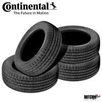 4 X New Continental ContiProContact 195/45R16 84H All-Season Grand Touring Tire