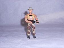 Figurine Vintage LANARD type G.I JOE soldat DDE avec accessoires