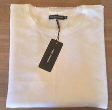 Dolce & Gabbana Linen T-Shirt (Size 46 IT / M UK)