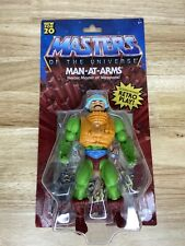 NEW EXLUSIVE Masters Of The Universe MOTU classics Man At Arms ACTION FIGURE