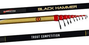 Tubertini FTM Black Hammer Rute verschiedene Größen Fishing Tackle Max