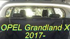 Trennnetz Trenngitter Hundenetz Hundegitter OPEL Grandland X