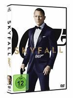 James Bond 007 - Skyfall [DVD/NEU/OVP] Daniel Craig, Javier Bardem, Judi Dench
