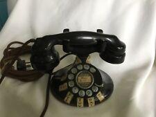 📞 RARE  Western Electric E 1   Vintage Telephone UNTESTED ORIGINAL  - free ship
