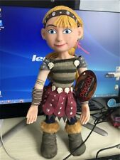"How to Train Your Dragon 15"" Plush Doll Astrid Face Fade Defects Discount Sale"