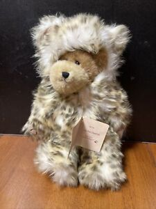 """Boyds Bears Plush -  lita the cheetah - With Tag - 12"""" Tall - Rare"""