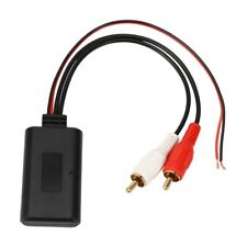 Car Universal Wireless Bluetooth Module Music Adapter Rca Aux Audio Cable T7X8