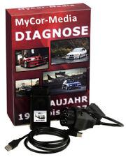 Diagnosi OBD Scanner PASOFT 1.4 per BMW e46 e39 e38 e83 e53 e85 + TONDO + software