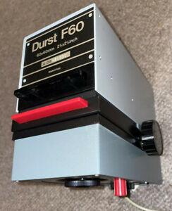 DURST F60 Enlarger 6x6 With  50mm lens - No Stand