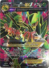 Pokemon Ancient Origins Mega-Sceptile-EX - 85/98 - Full Art Ultra Rare
