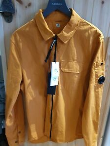 Mens Cp Company Overshirt Brand New Large