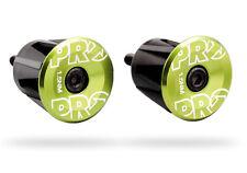 Shimano Pro Road MTB Handlebar End Plugs Anodized alloy Green, endplug