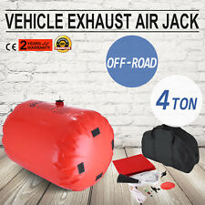 New Air Jack Exhaust 4Tons Triple Layer Inflatable Exhaust Air Jack 4wd Lift