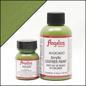 Angelus Avocado (170) Acryl Lederfarbe 29,5ml (20,17€/100ml) Leder Jacke