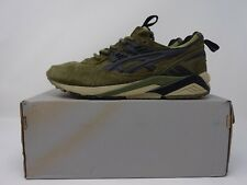2014 FootPatrol x Asics Gel Kayano TIGER Verde Oliva/Nero misure UK 6 H42UK 8690
