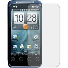 NEW HD CLEAR SCREEN PROTECTOR LCD DISPLAY FILM COVER GUARD for HTC EVO SHIFT 4G