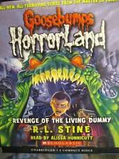 Revenge of the Living Dummy 1 by R. L. Stine (2008, CD-Audio Book) Goosebumps
