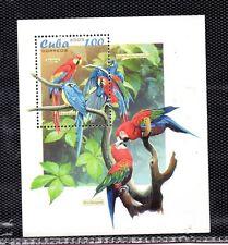 Hojita Fauna Aves Guacamayos año 2005 (BI-592)