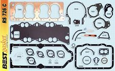 1948-1949-1950-1951 Ford Truck 49-51 Lincoln V8 308-337 Full Engine Gasket Set