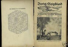 """Kinderzeitung """"Jung Siegfried"""" 1929 : Heft 1 - 12"""