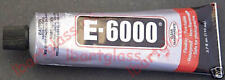 E-6000 INDUSTRIAL STRENGTH BAIL & FUSERS GLUE / ADHESIVE EXTRA LARGE 3.7oz TUBE