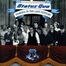 STATUS QUO Famous In The Last Century CD BRAND NEW