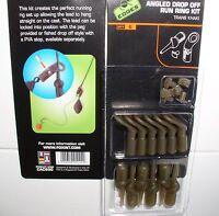 Fox Run Ring Kit, 6 freilaufende Montagen nicht nur für Boilie-Angler, CAC600