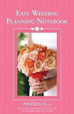 Easy Wedding Planning Notebook by Alex A. Lluch