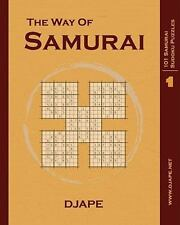 The Way of Samurai : 101 Samurai Sudoku Puzzles by D. J. Ape (2010, Paperback)