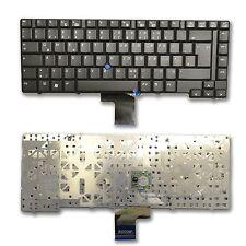 Tastatur für HP EliteBook 8530 8530p 8530W Keyboard mit Trackpoint Schwarz