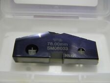 Yg-1 78.0mm Cobalt T-A Spade Drill Insert TiAln Coated Sm08603