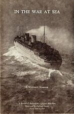 """""""In the War at Sea"""" Dramatic Holland America Line WW2- NAUTIQUES sHiPs WORLDWIDE"""