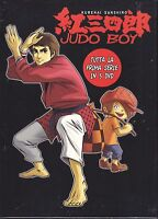 5 Dvd Box Cofanetto **JUDO BOY** prima serie nuovo 1969