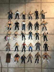 Lot Of 29 Figures WWF/WWE Jakks Pacific